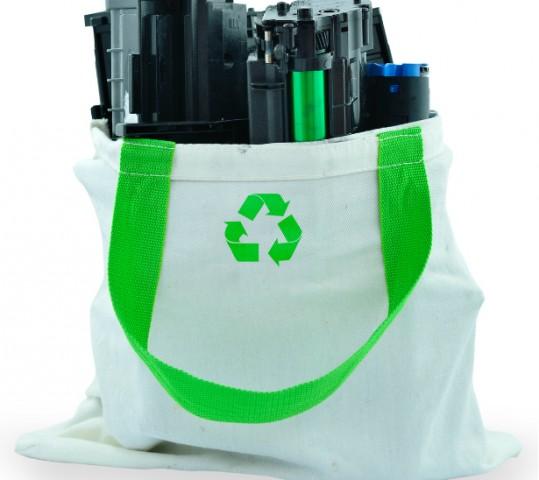 Recykling, utylizacja tonerów i tuszy z drukarek